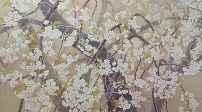 横尾英子 日本画展